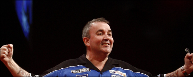 Taylor will Darts bei Olympia